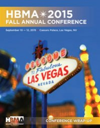 HBMA 2015 Fall Annual Conference